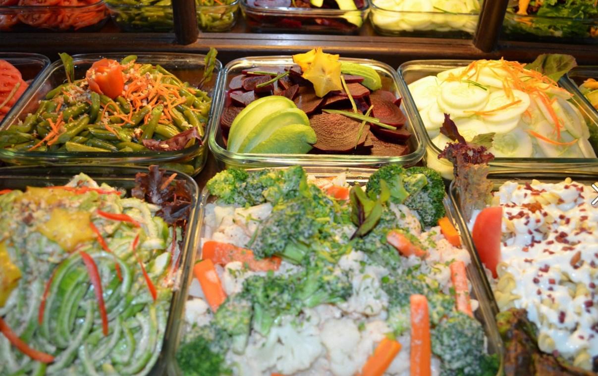 buffet libre en la vera complejo Godoy