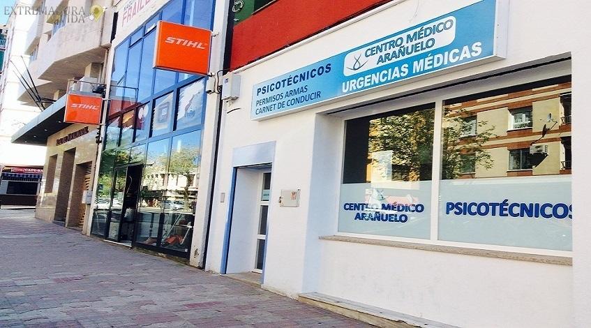 CENTRO MEDICO EN NAVALMORAL DE LA MATA CAMPO ARAÑUELO