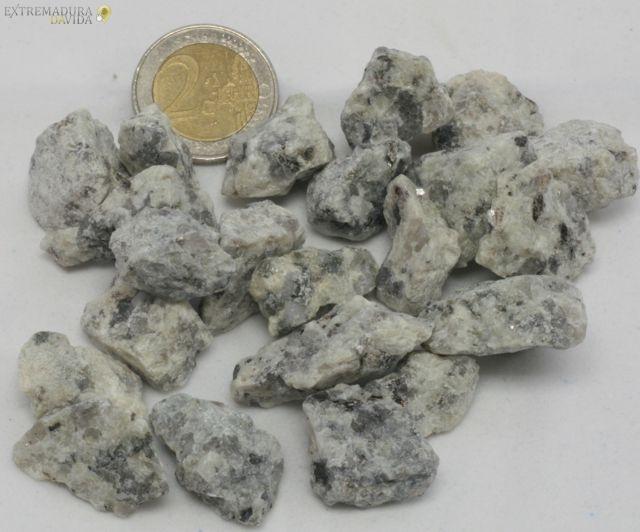 Gravilla granito blanco