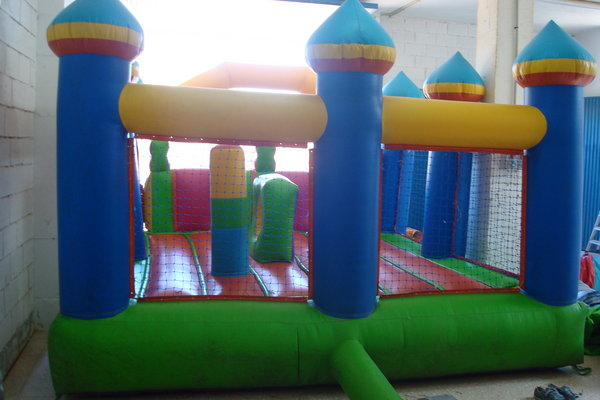 alquiler de atracciones Extremadura Aron Park