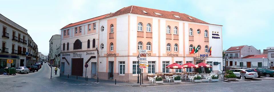 Hotel Villafranca de los Barros Diana