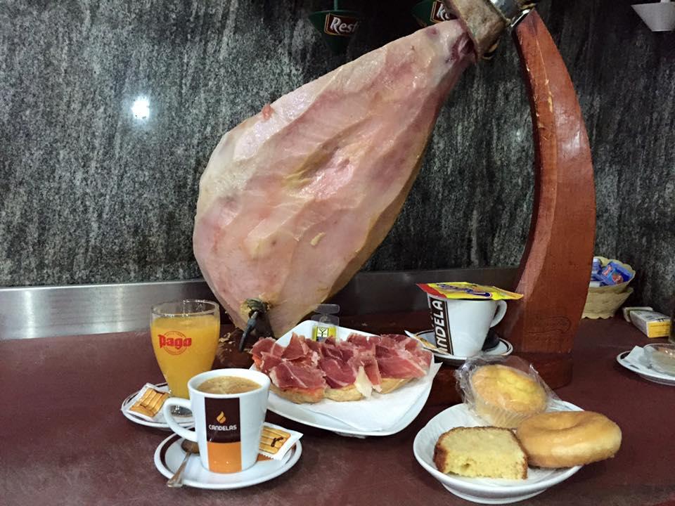 Restaurante Cafetería en Cáceres Aljibe