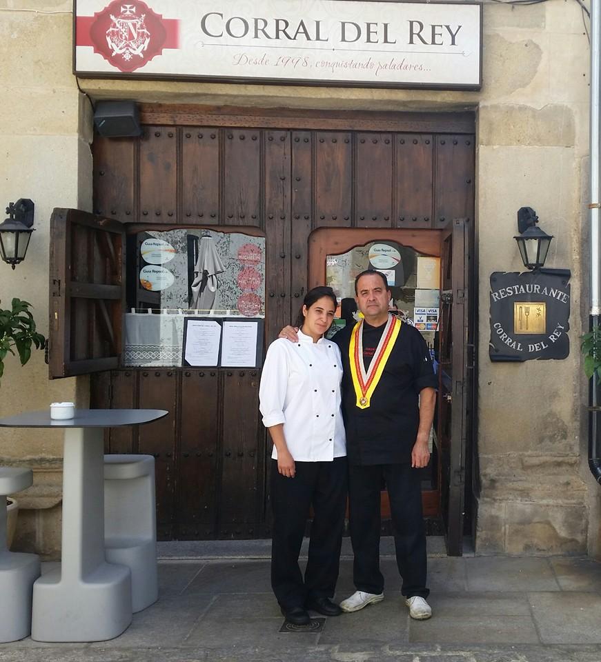 Restaurante Trujillo Corral del Rey