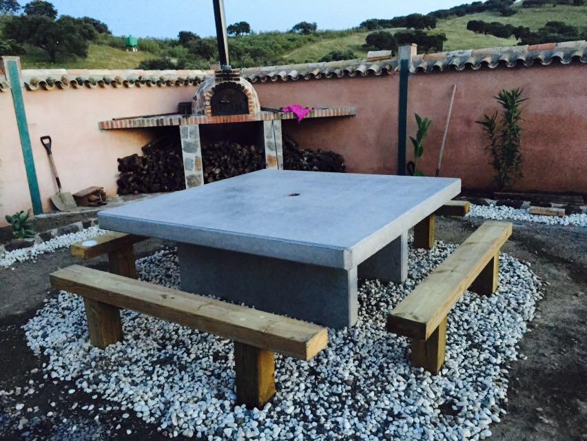 Placas o Prefabricados de Hormigón Extremadura Hermanos Vila