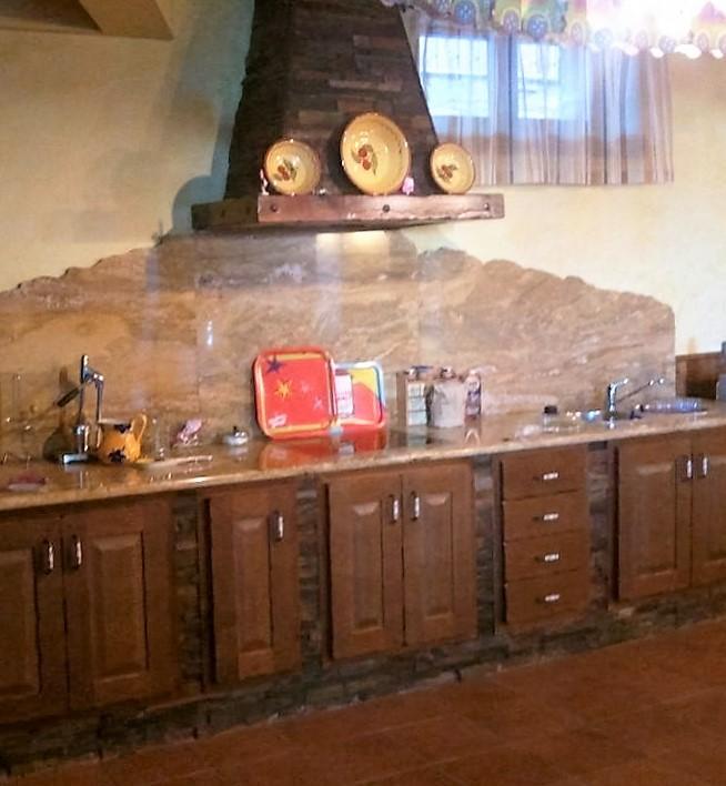 Muebles cocina carpinteros Torreorgaz Paco