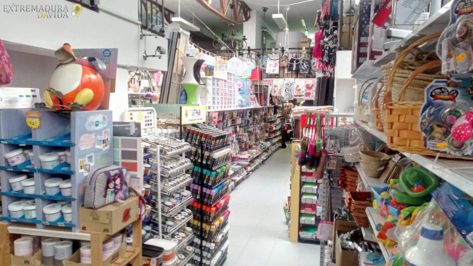 Almacen de Bazar y electrónica en Mérida SHOP CENTER