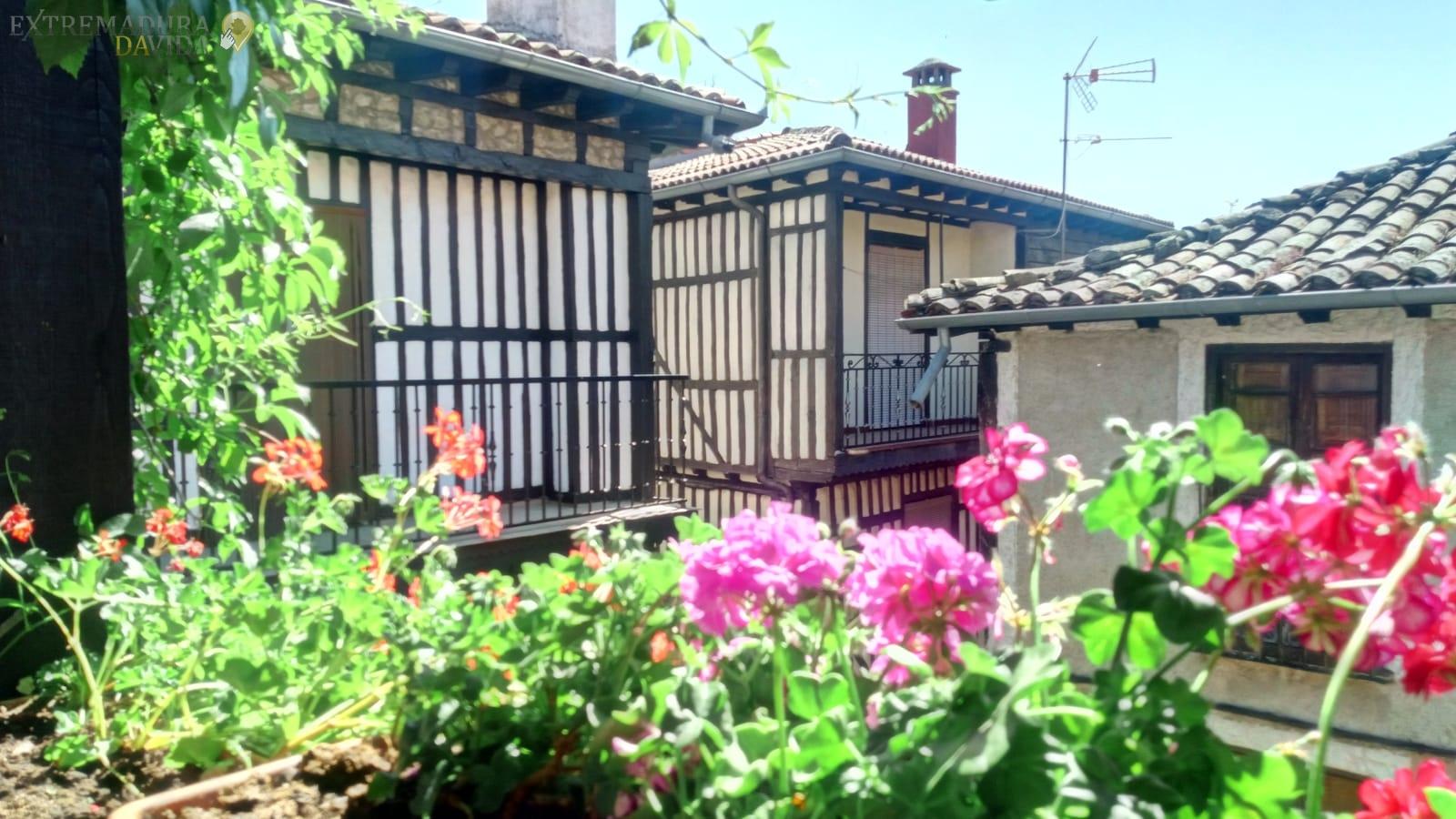 Alojamientos Casa Rural en la Alberca La Esquina de Animas