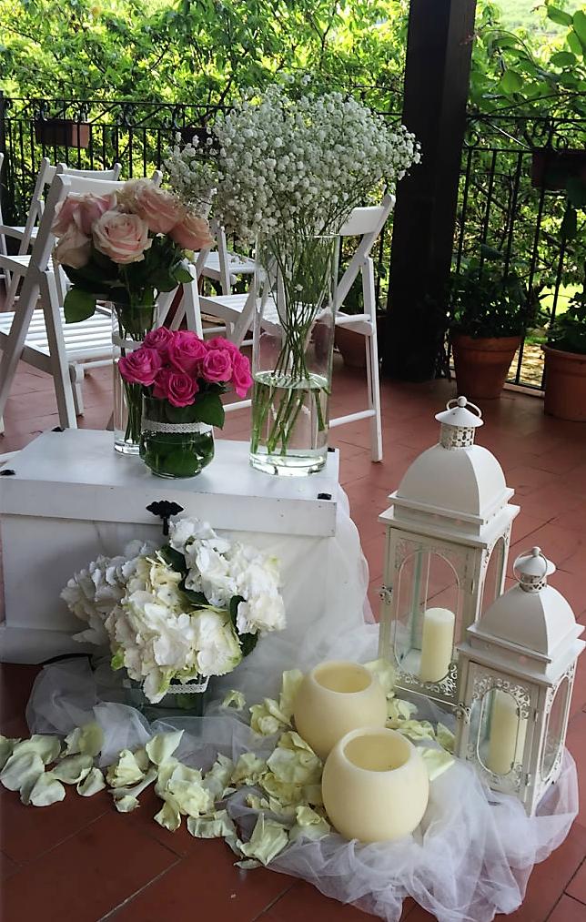 Arreglos florales en el Valle del Jerte La Casa de las Flores