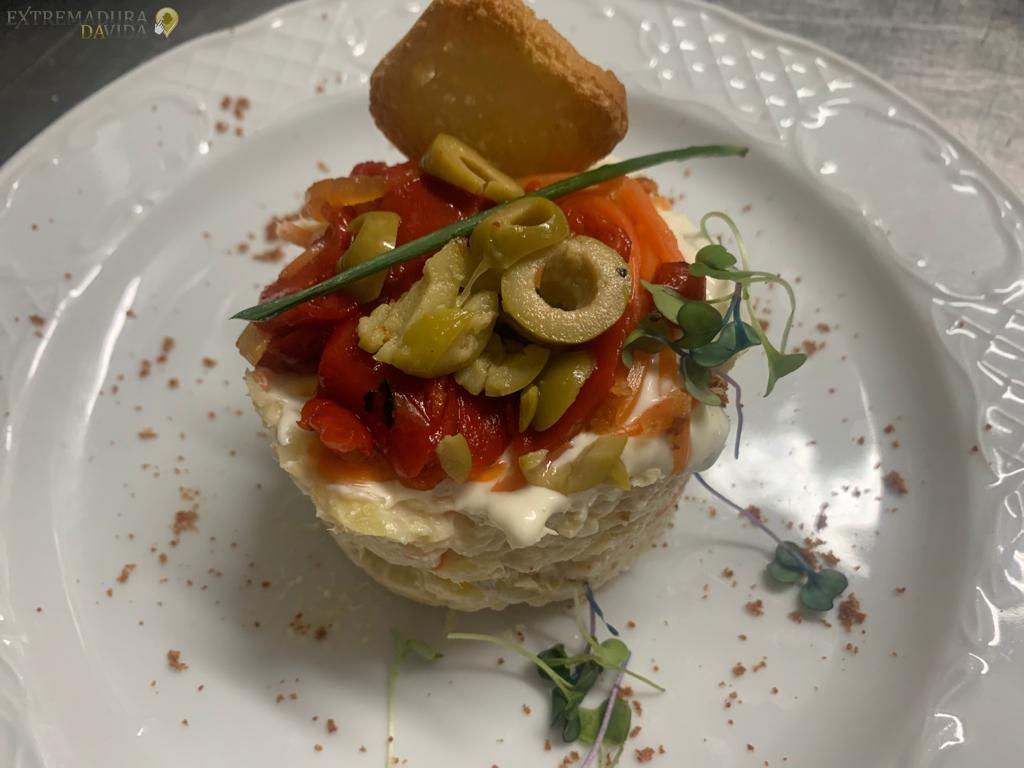 Comer menú en Cáceres Restaurante El Temis