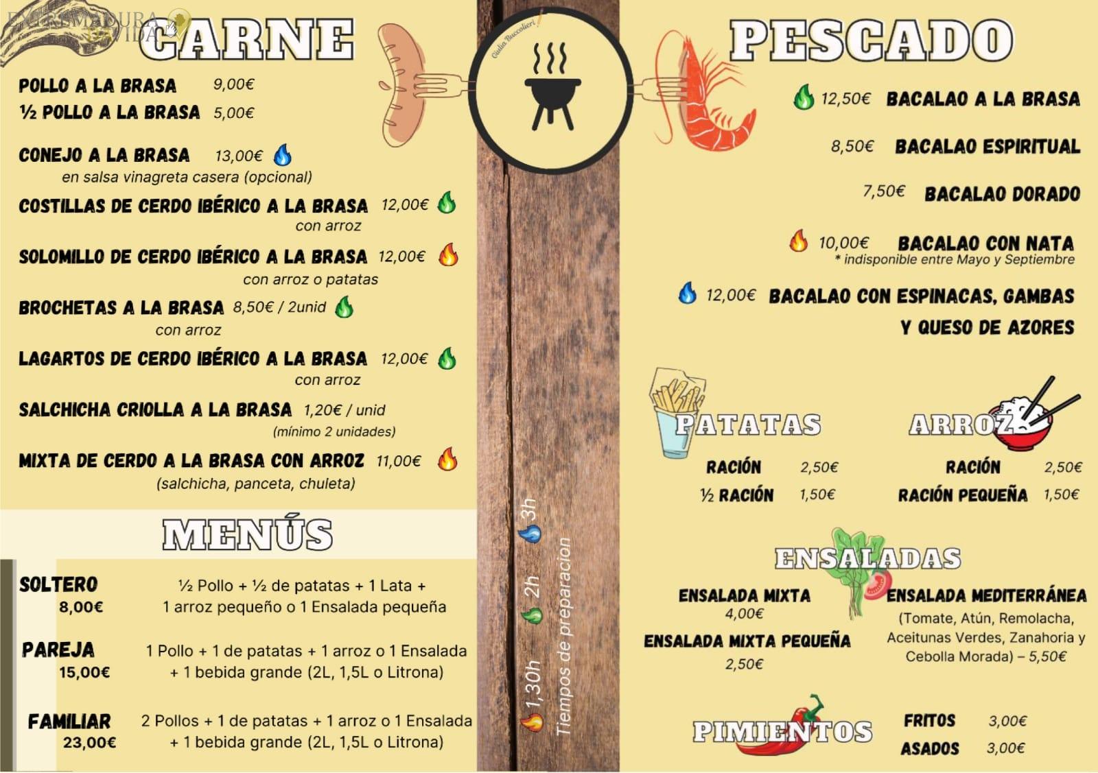 Comida a domicilio en Merida Amantes de la comida Portuguesa Pollos