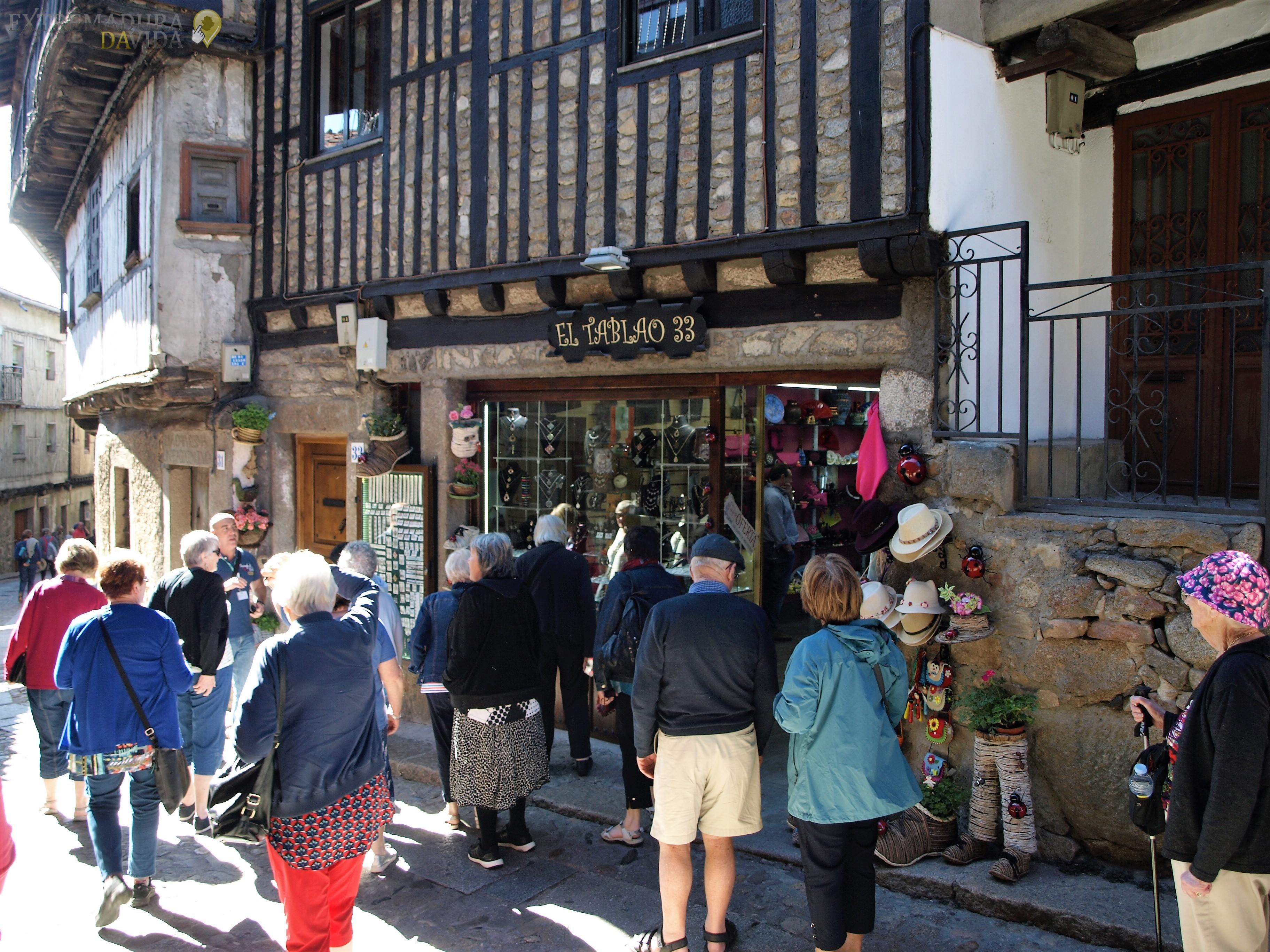 Plata Charra Salamanca - El Tablao 33 La Alberca