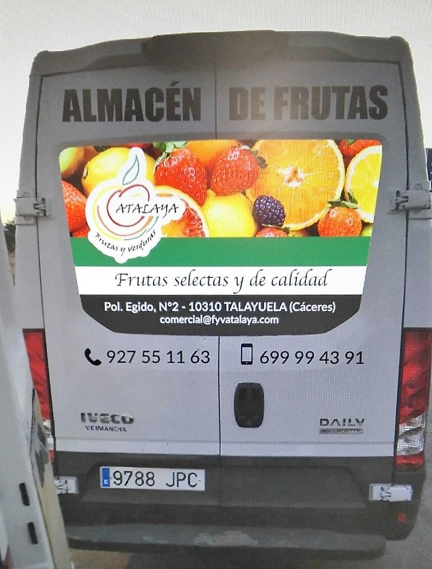 ALMACEN DE FRUTAS Y VERDURAS EN TALAYUELA