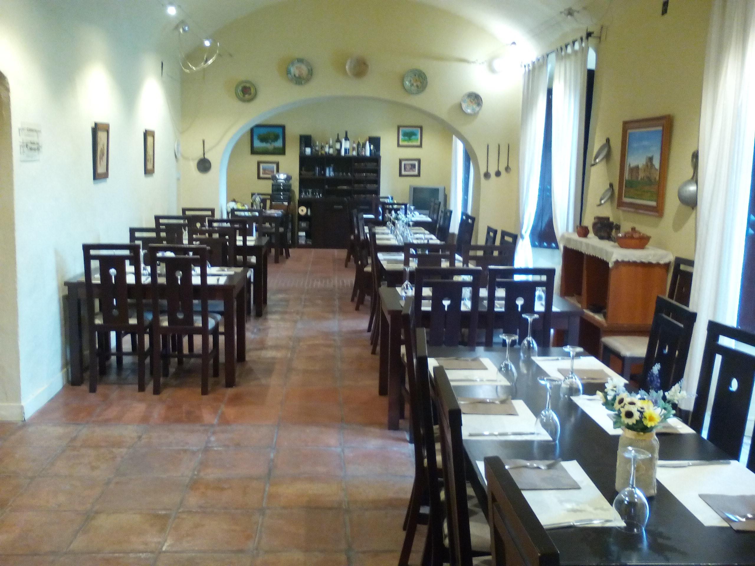 restaurante albergue Palacio de los Lastras