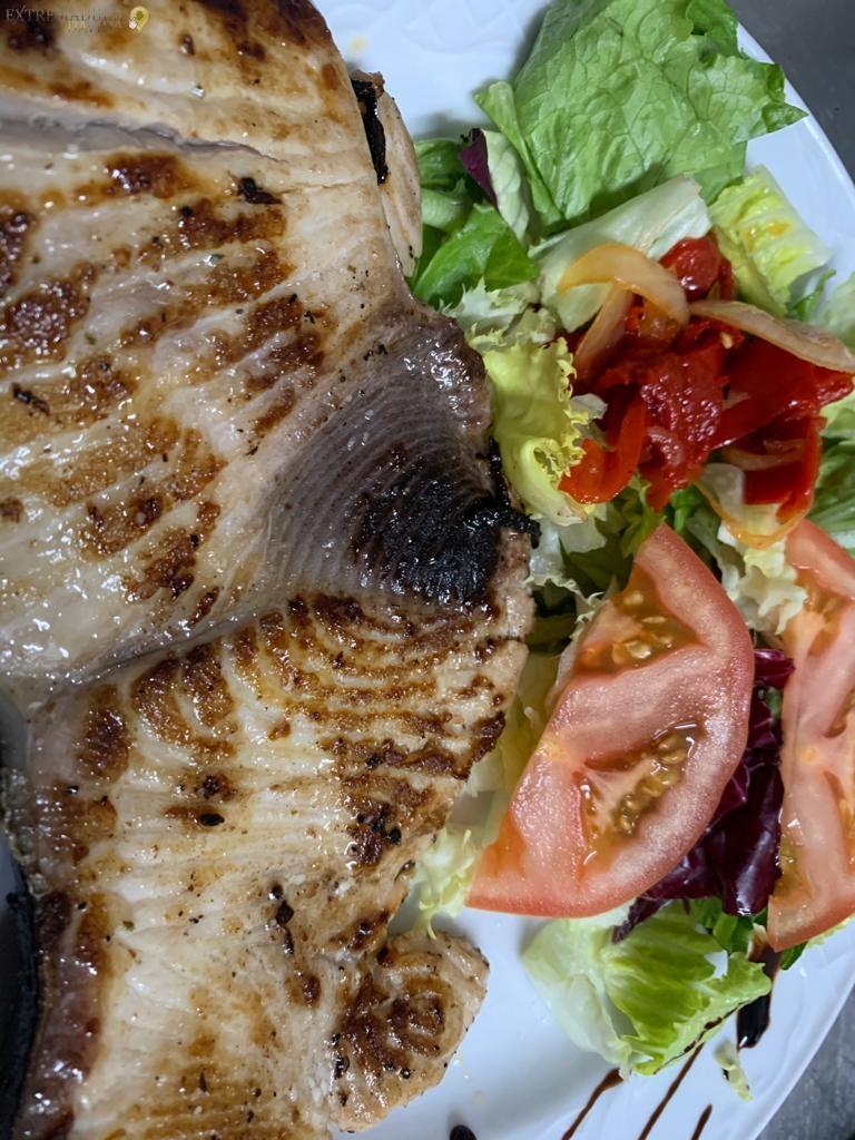 Menú casero en Cáceres Restaurante El Temis Terraza climatizada