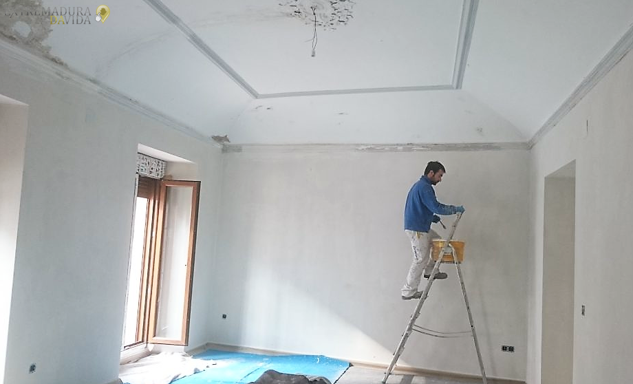 Pintores en Cáceres Iglesias