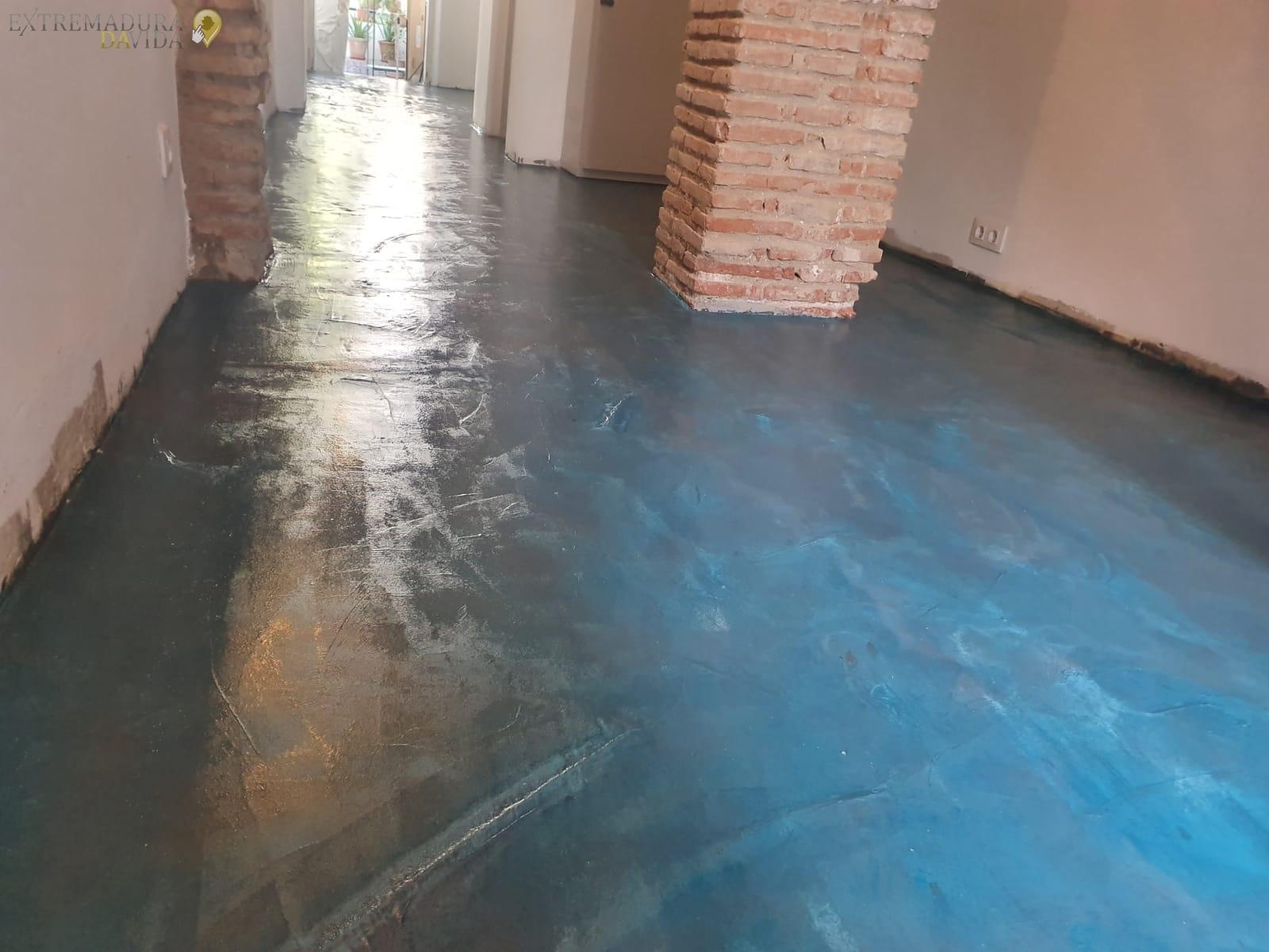 Pintores especializados en pistas deportivas Iglesias-Cáceres