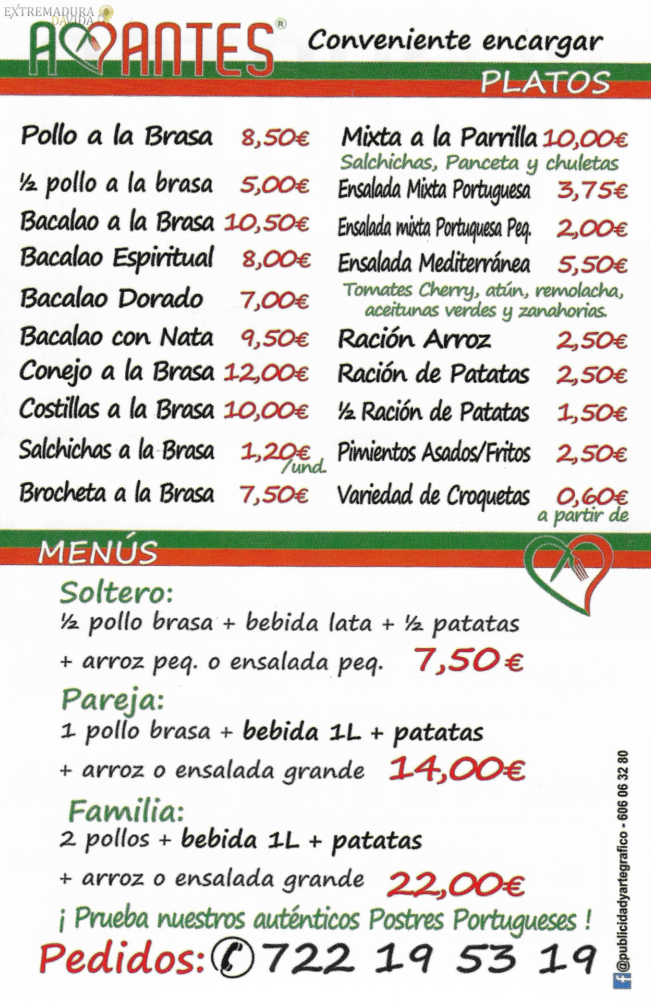 Pollos asados Merida Amantes de la comida Portuguesa