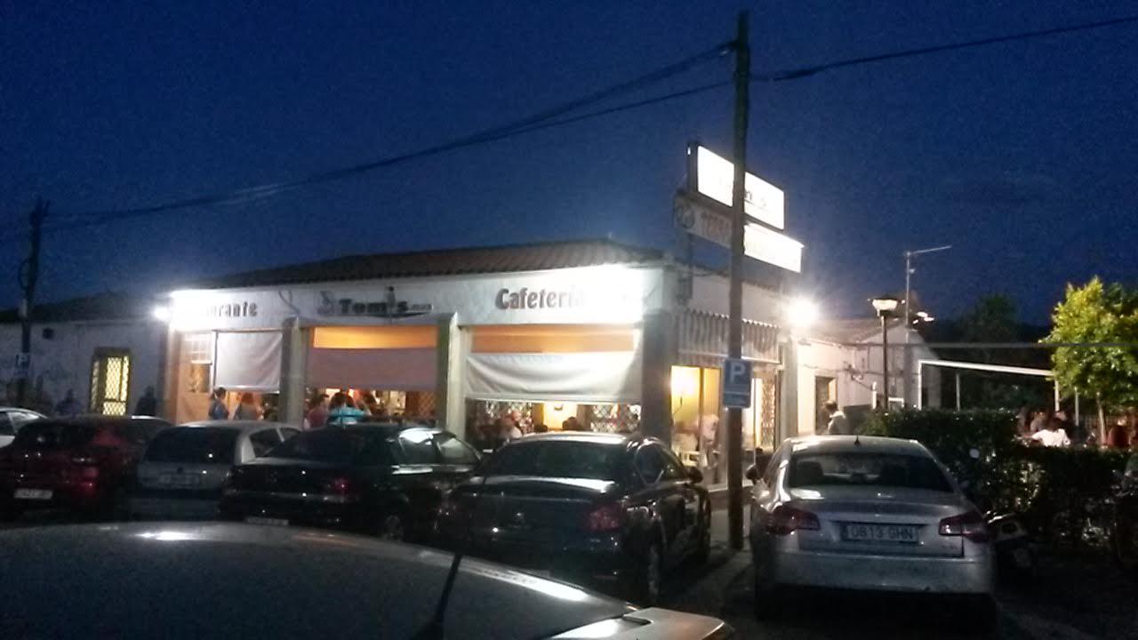 restaurante Cáceres Temis 2.0