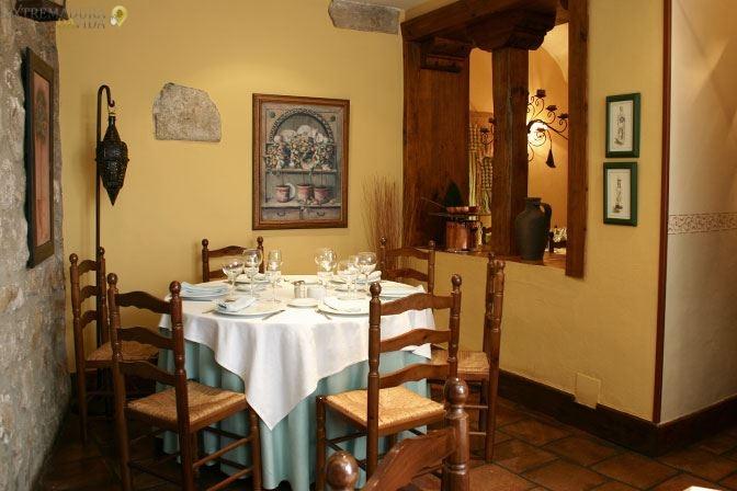 Restaurante gastronómico en Trujillo El Corral del Rey