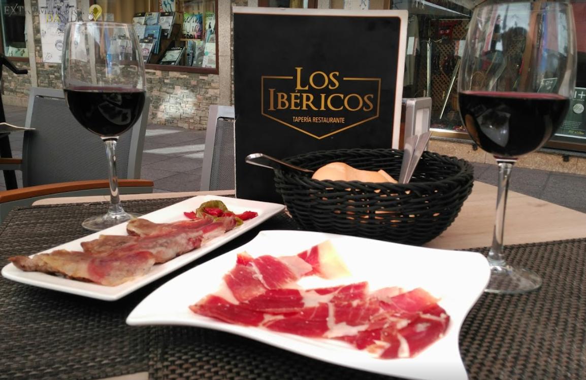 Restaurante taperia en Cáceres centro Los Ibericos