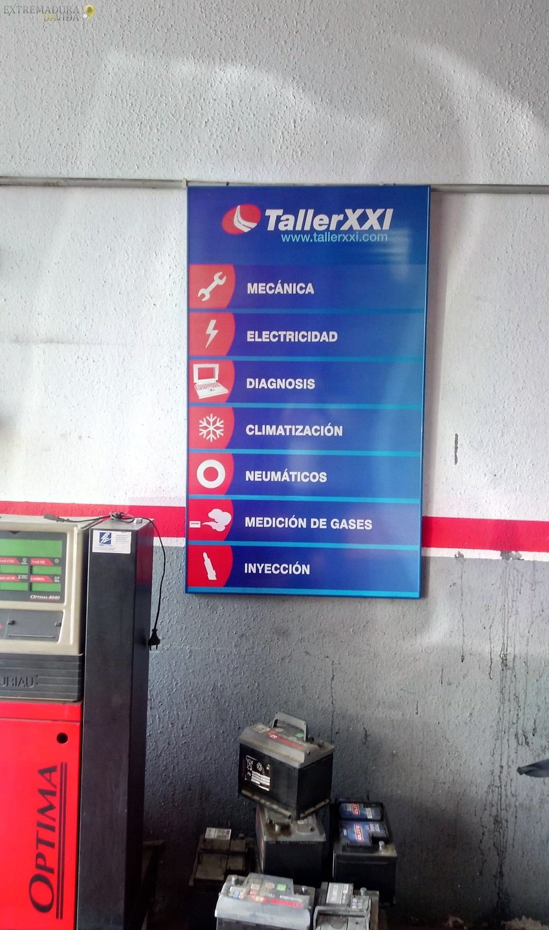 Taller en Almendralejo Mecánica y Electromecánica Common Rail