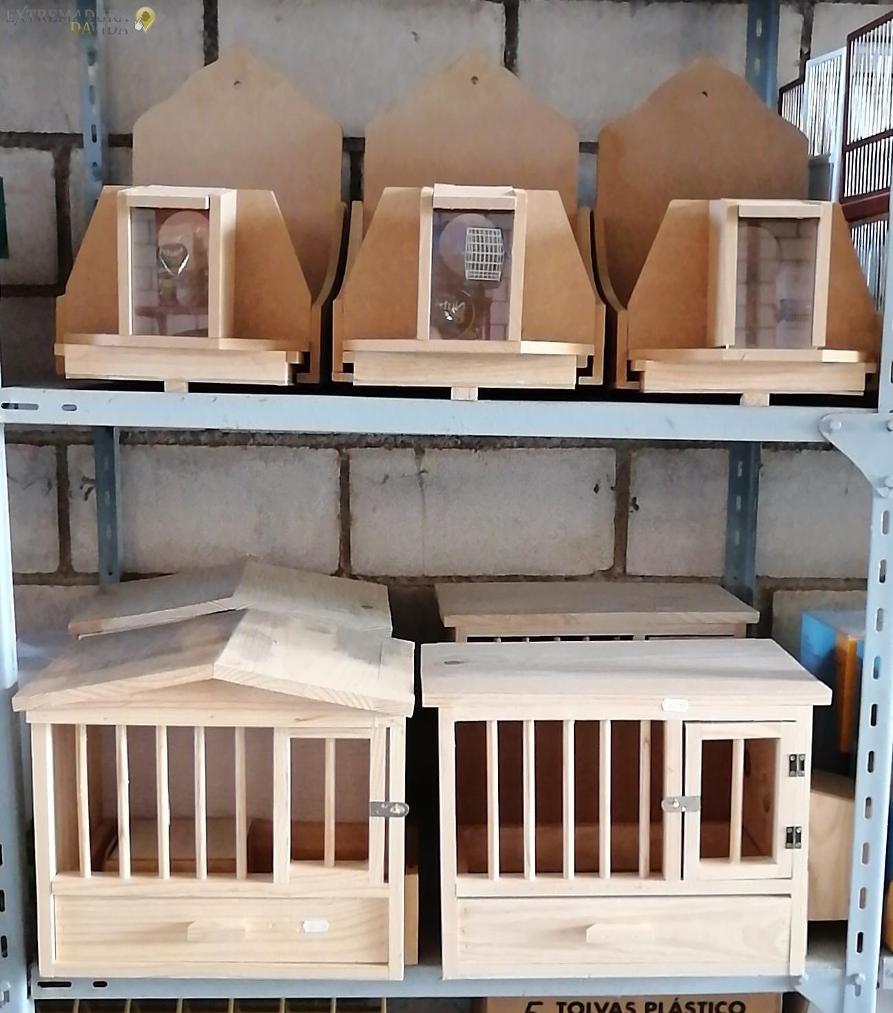 Tienda de animales en Cáceres Polígono Ganadero Animalia
