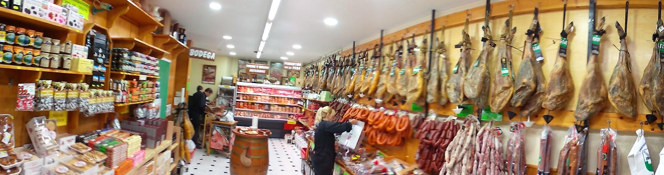 Productos Extremeños Cáceres Los Ibericos