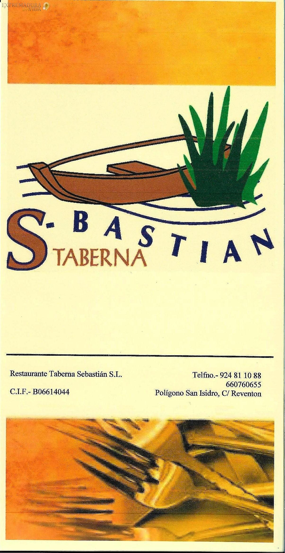RESTAURANTE TABERNA DON BENITO SEBASTIAN