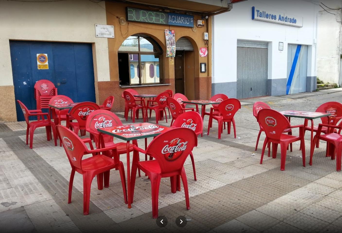 RESTAURANTE CAFETERIA ACUARIOS