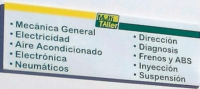 taller macanica Arroyo la Luz Dani
