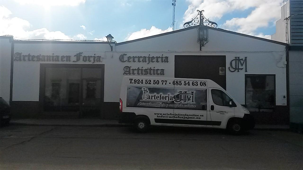 Forja artistica Extremadura Arte Forja Villafranca de los Barros