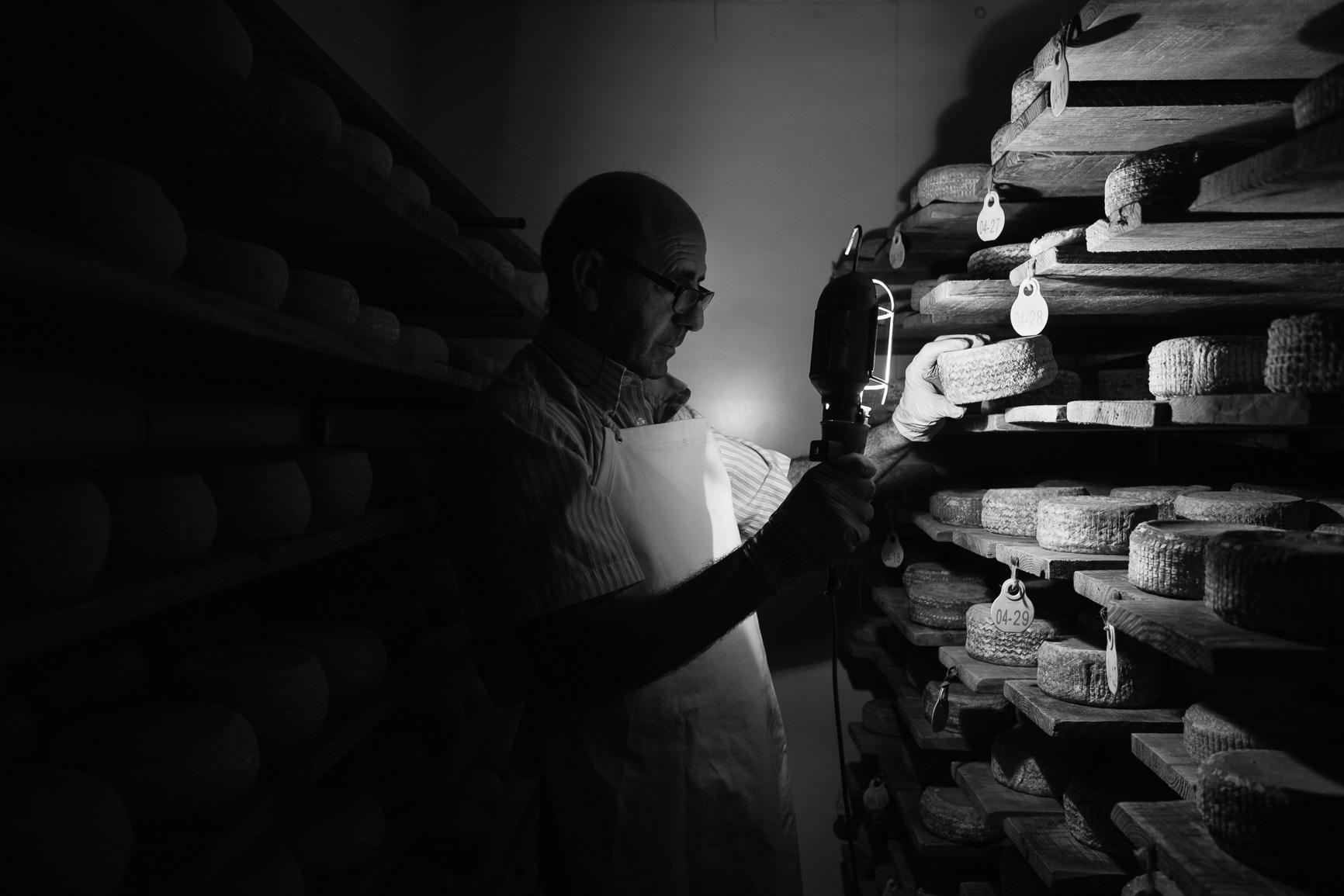Fabrica quesos Extremadura Hermanos Hidalgo Valdefuentes
