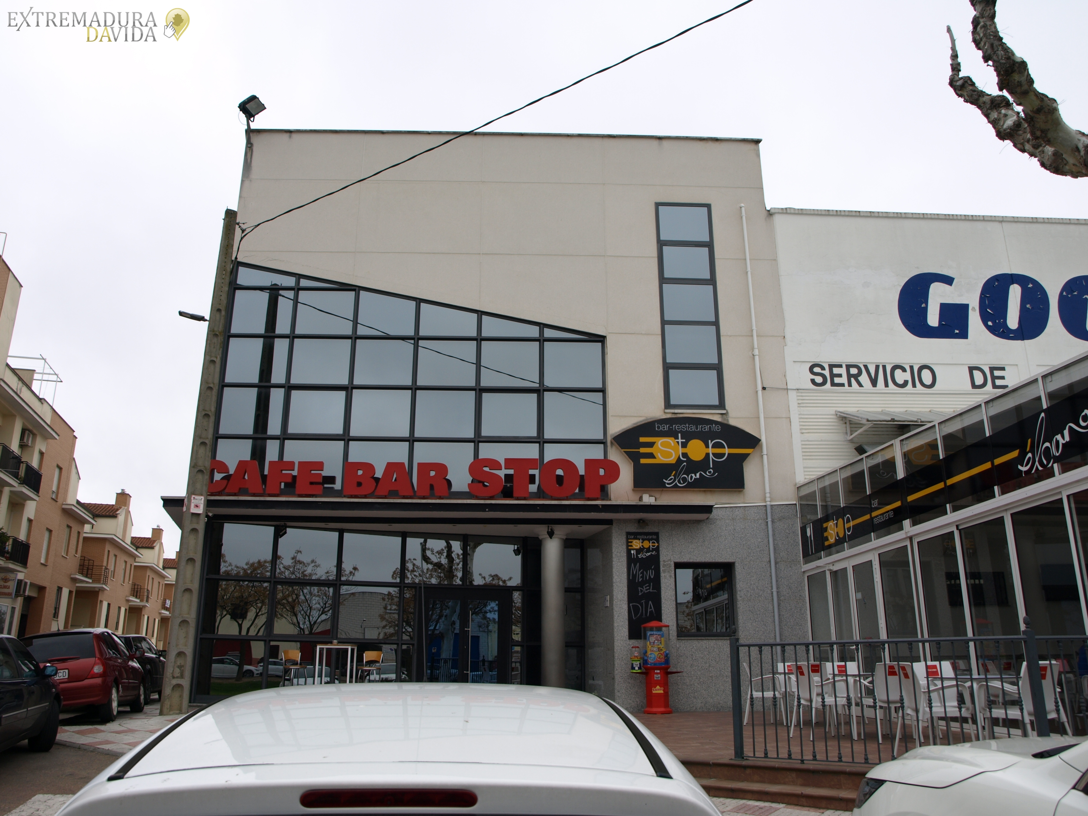 Restaurante Salones de eventos en Don Benito STOP