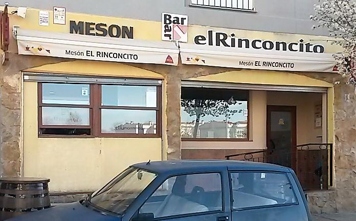 raciones tapas Cáceres Mesón El Rinconcito