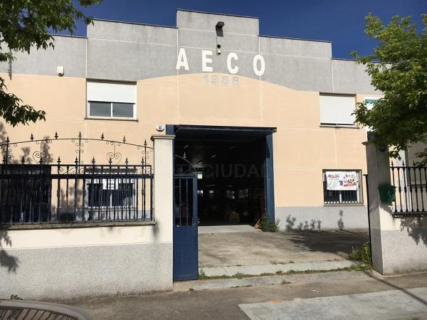 Camisetas personalizadas Merchandising Cáceres Aeco