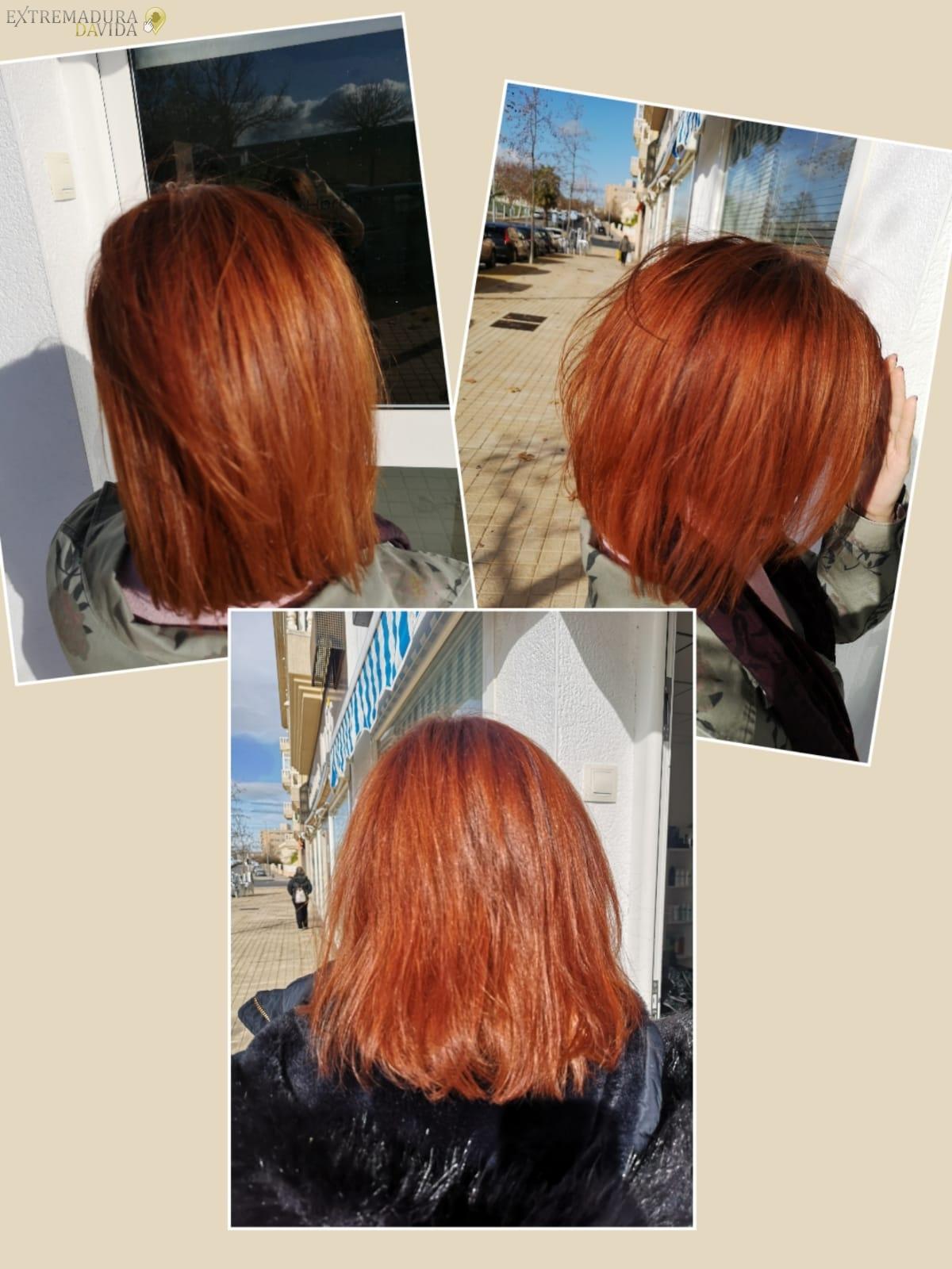 La Mejor peluquería de Cáceres Debora Muriel