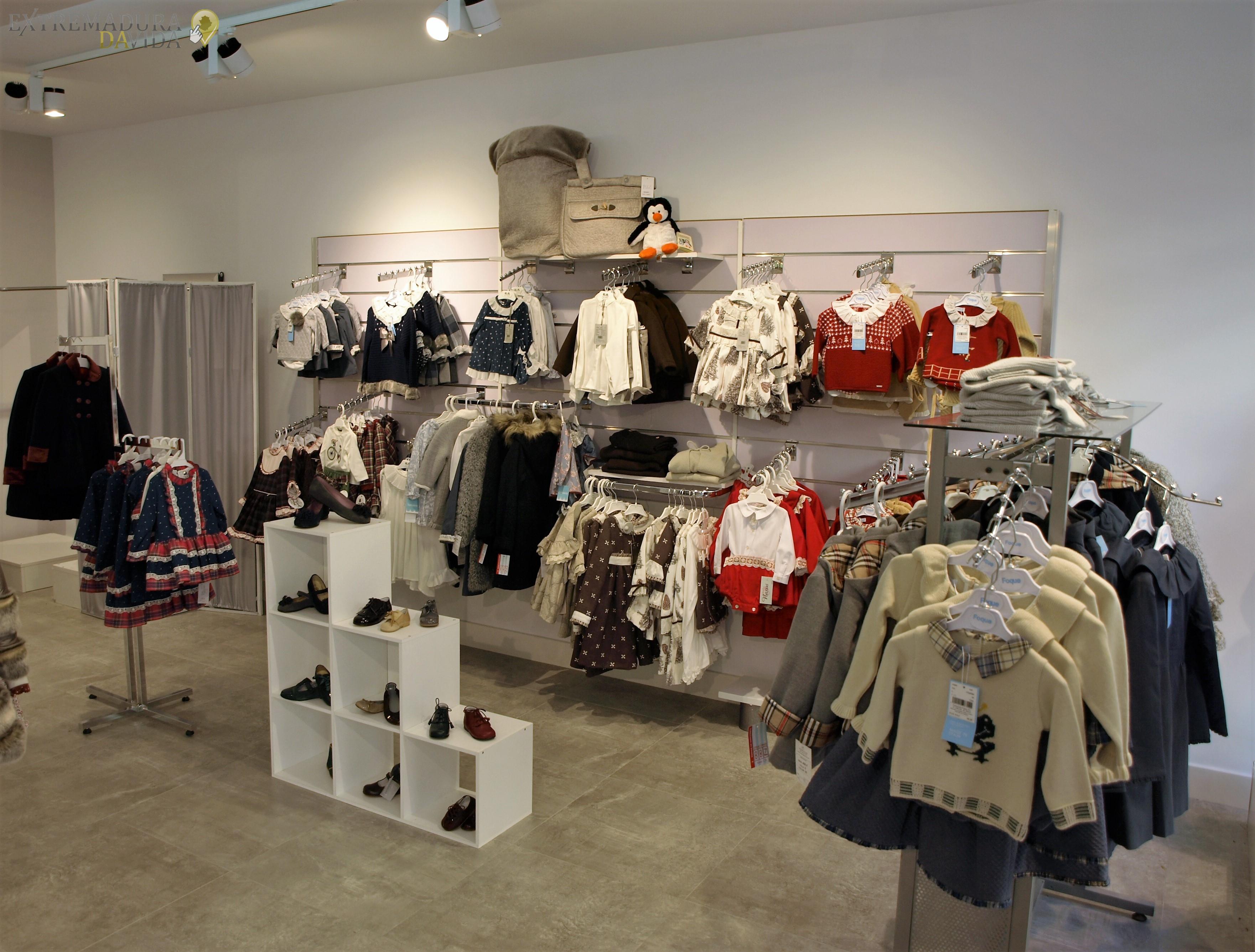 Tienda ropa de bebes infantil Cáceres Catapum