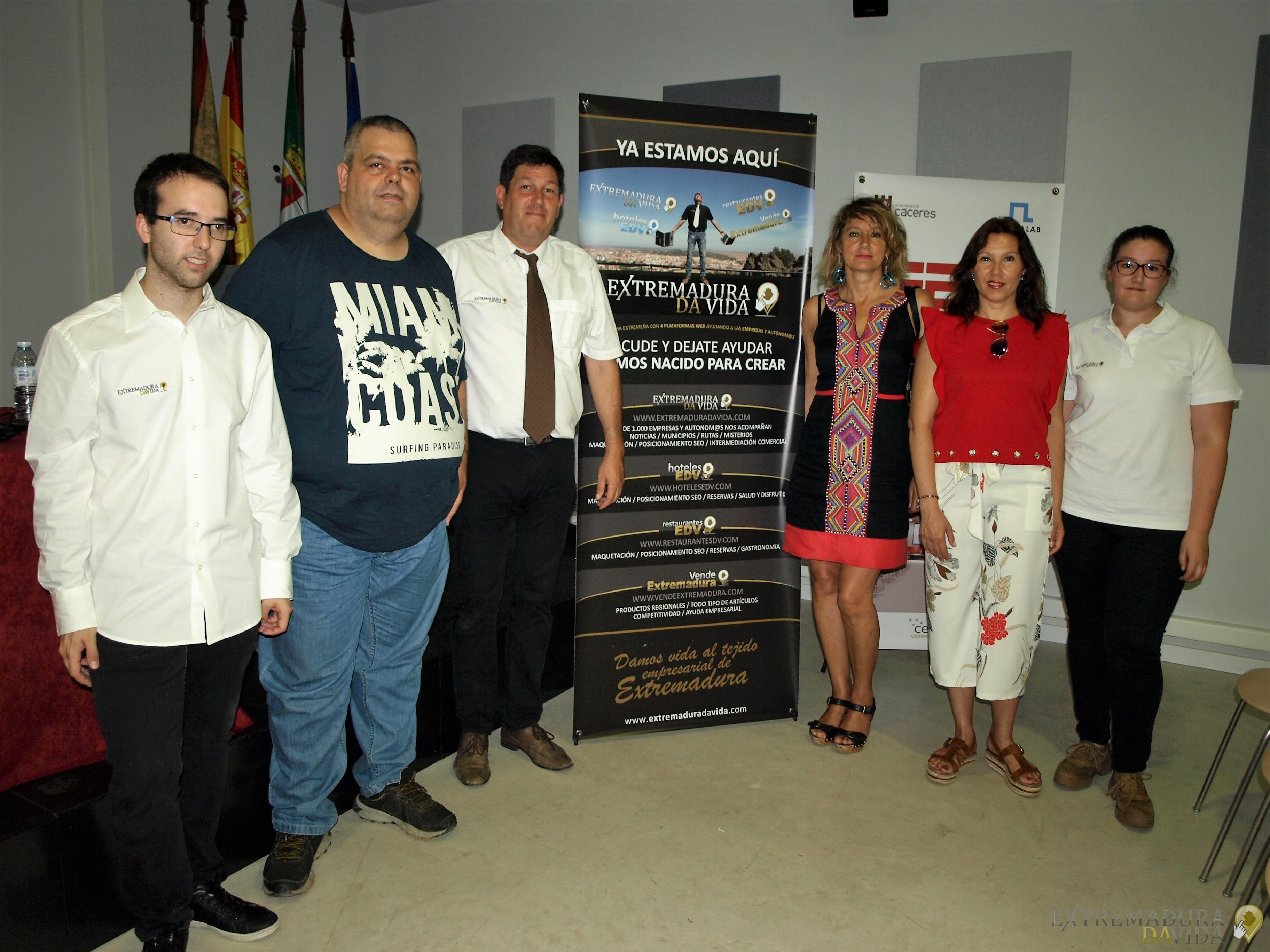 Empresas Extremeñas Extremaduradavida