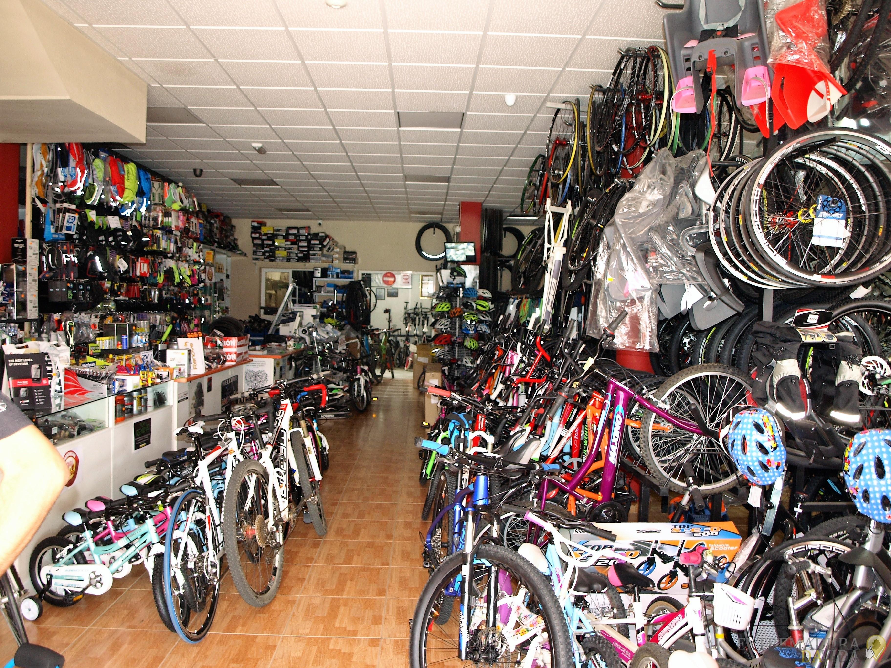 Tienda Taller Bicicletas en Don Benito C.Cuadrado La Serena