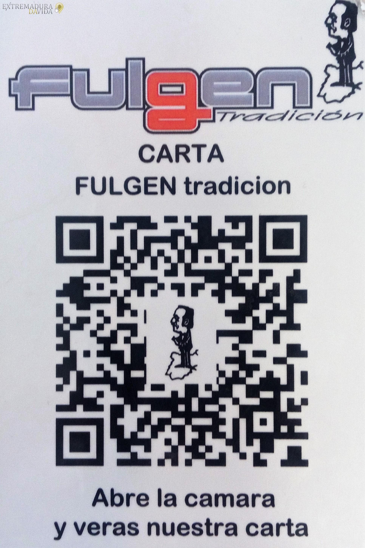 Raciones en el centro de Cáceres Fulgen Tradición Gil Cordero Fulgen Tradición