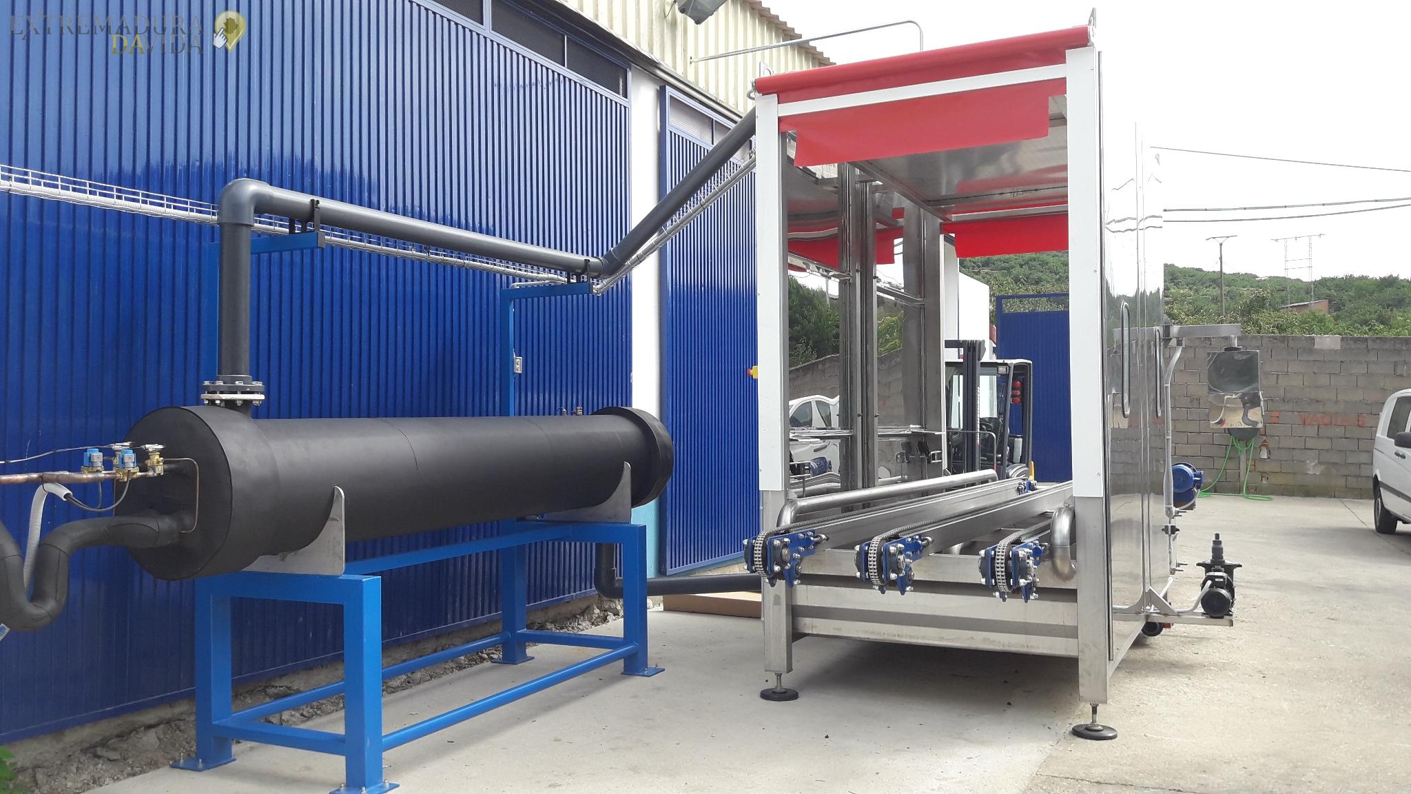 Fabricante Exportacion Maquinaria Agricola - Extremadura