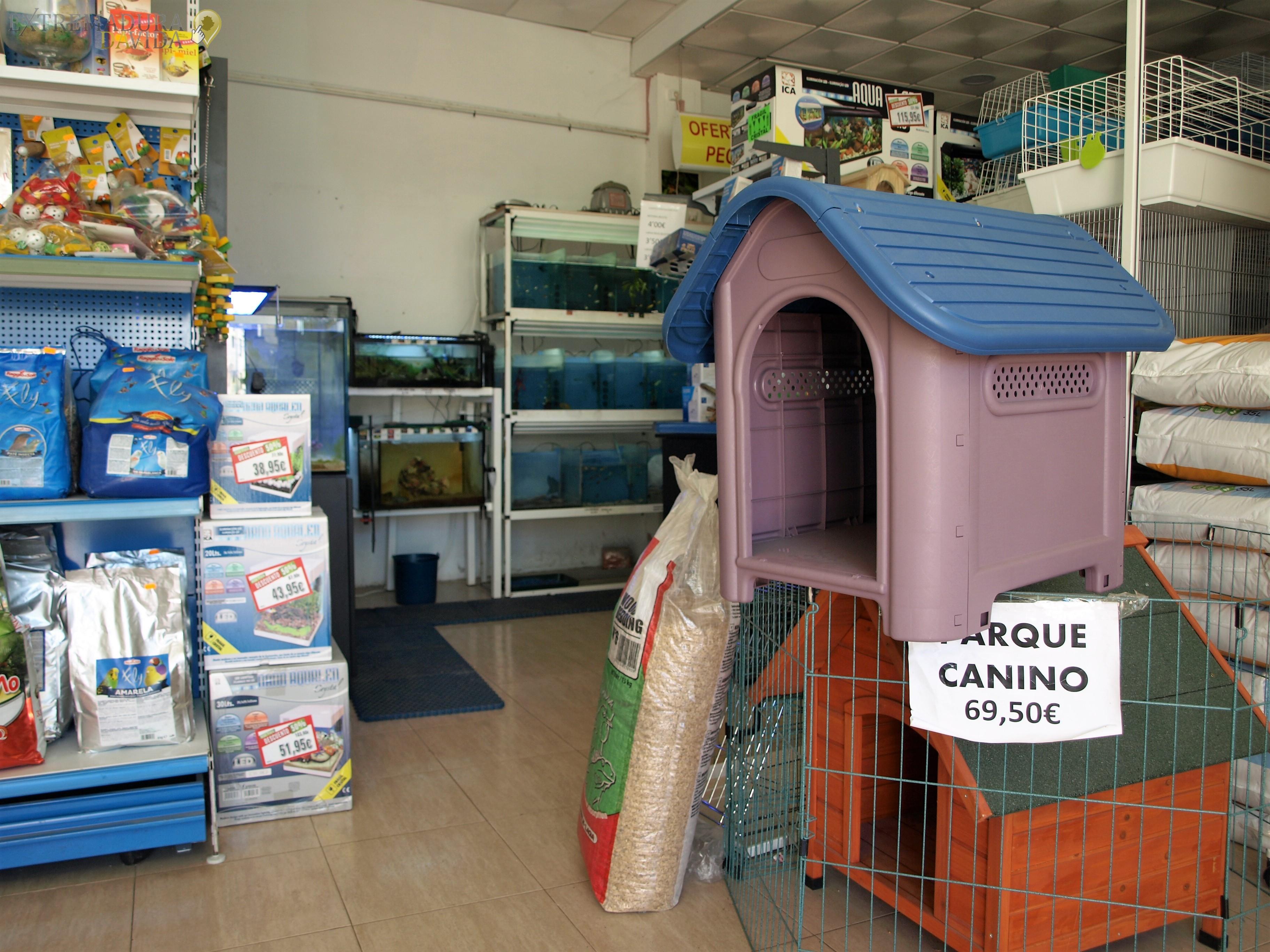 Tienda De Animales En Almendralejo Piensos y Mascotas