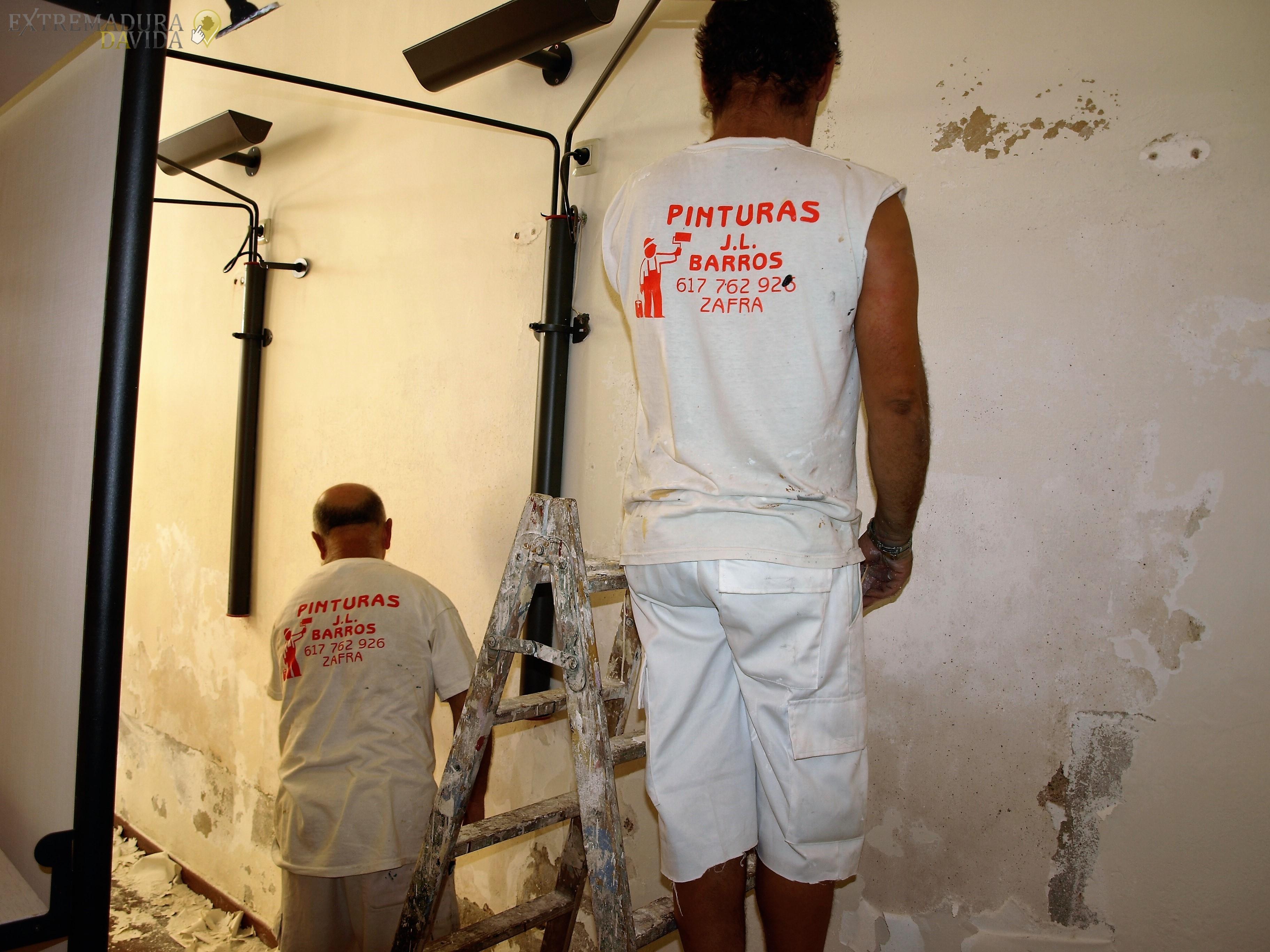 Pintores Decoradores en Zafra J.L Barros