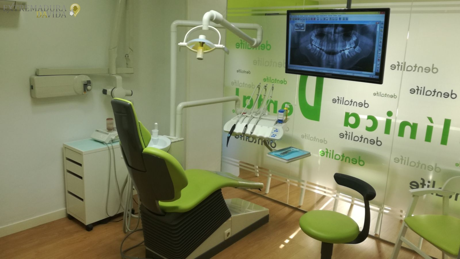 Clínica Dental Cáceres Dentalife