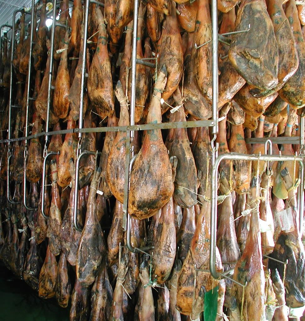 fabrica productos extremeños Morato Embutidos Extremadura
