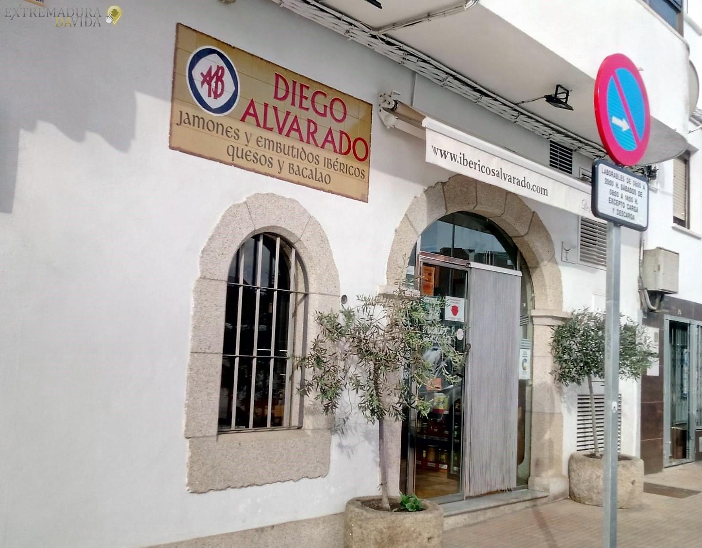 Productos Extremeños Ibericos Alvarado Valdefuentes Cáceres