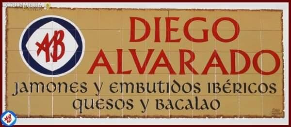 Ibéricos de Extremadura Alvarado embutidos jamones lomos patateras quesos tortas corderos bacalao vinos