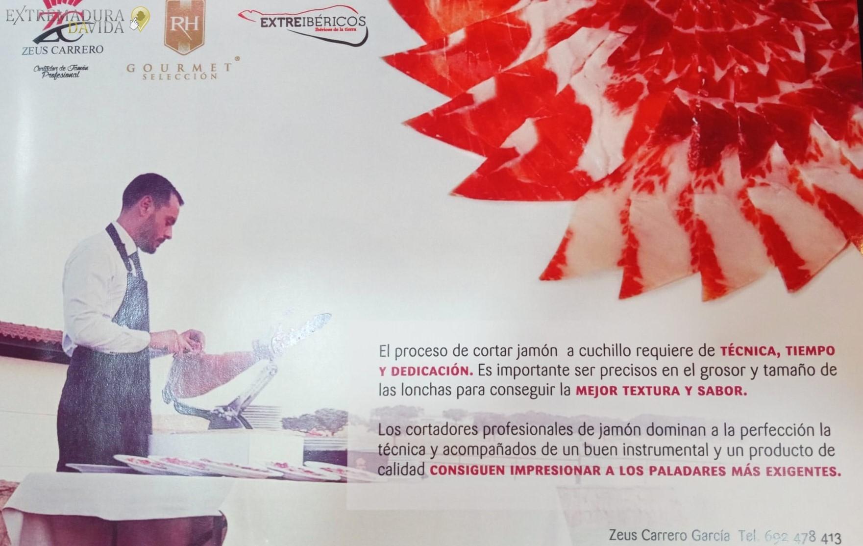 Productos Extremeños en el centro de Cáceres Extreibérícos
