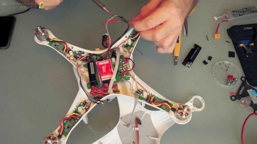 DRONES EN EXTREMADURA