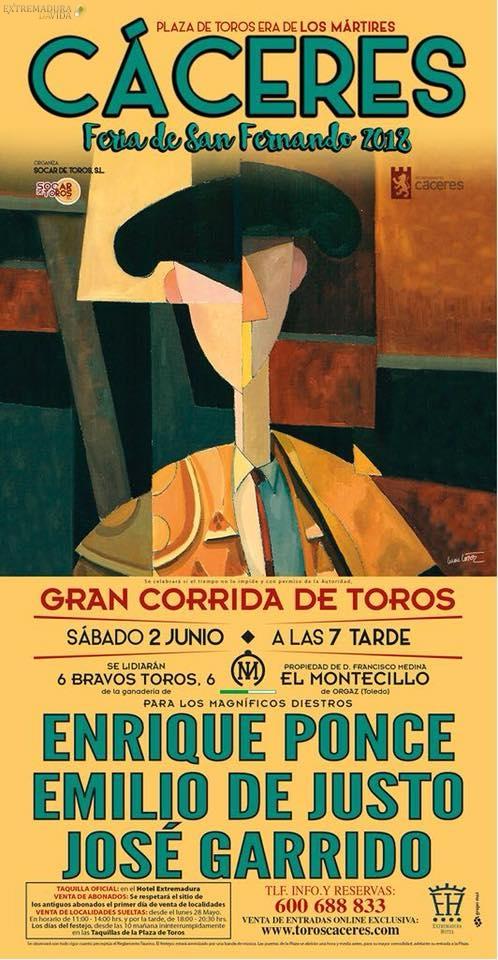 Feria de Cáceres 2018 programación